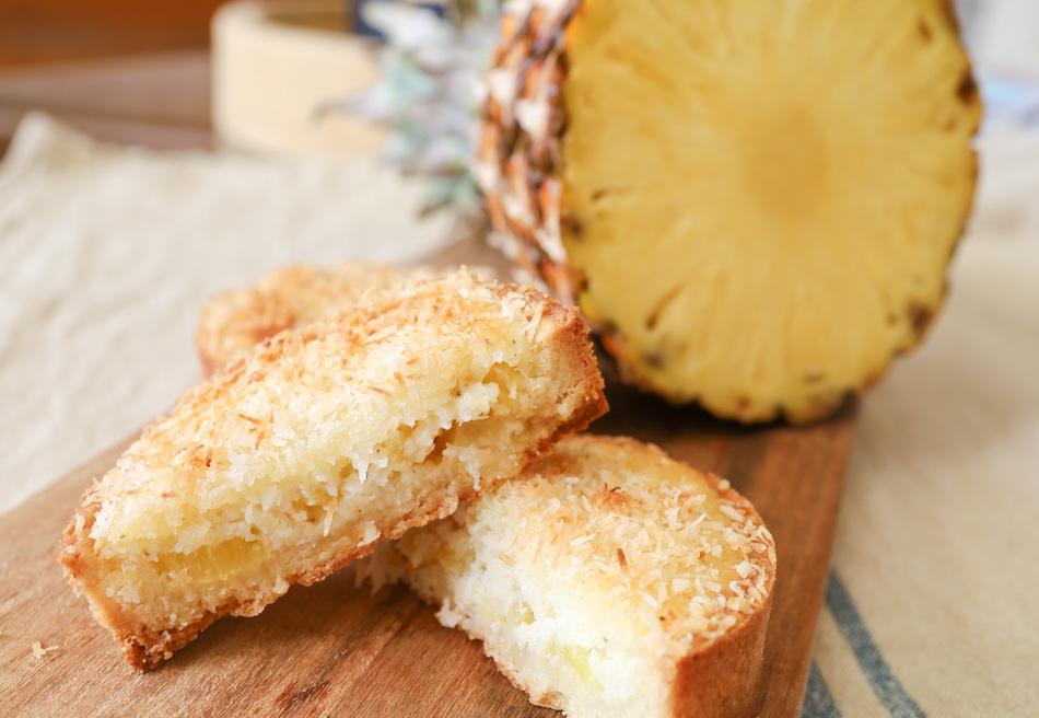 Ma tarte coco ananas